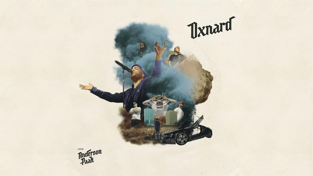 Anderson Paak Oxnard Review