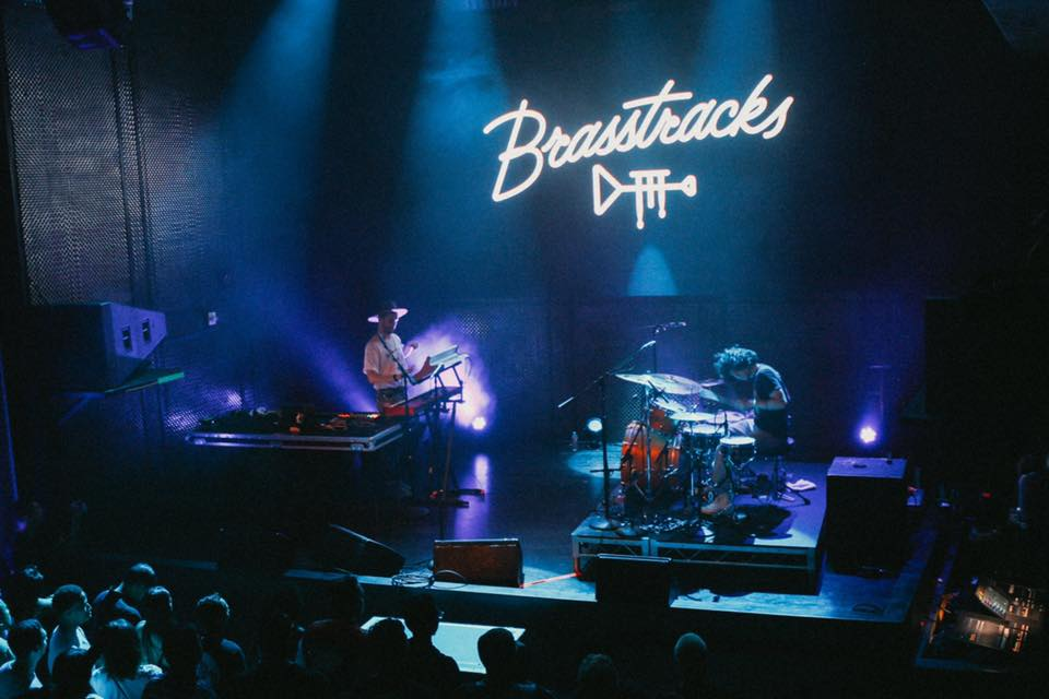 brasstracks I'm alright